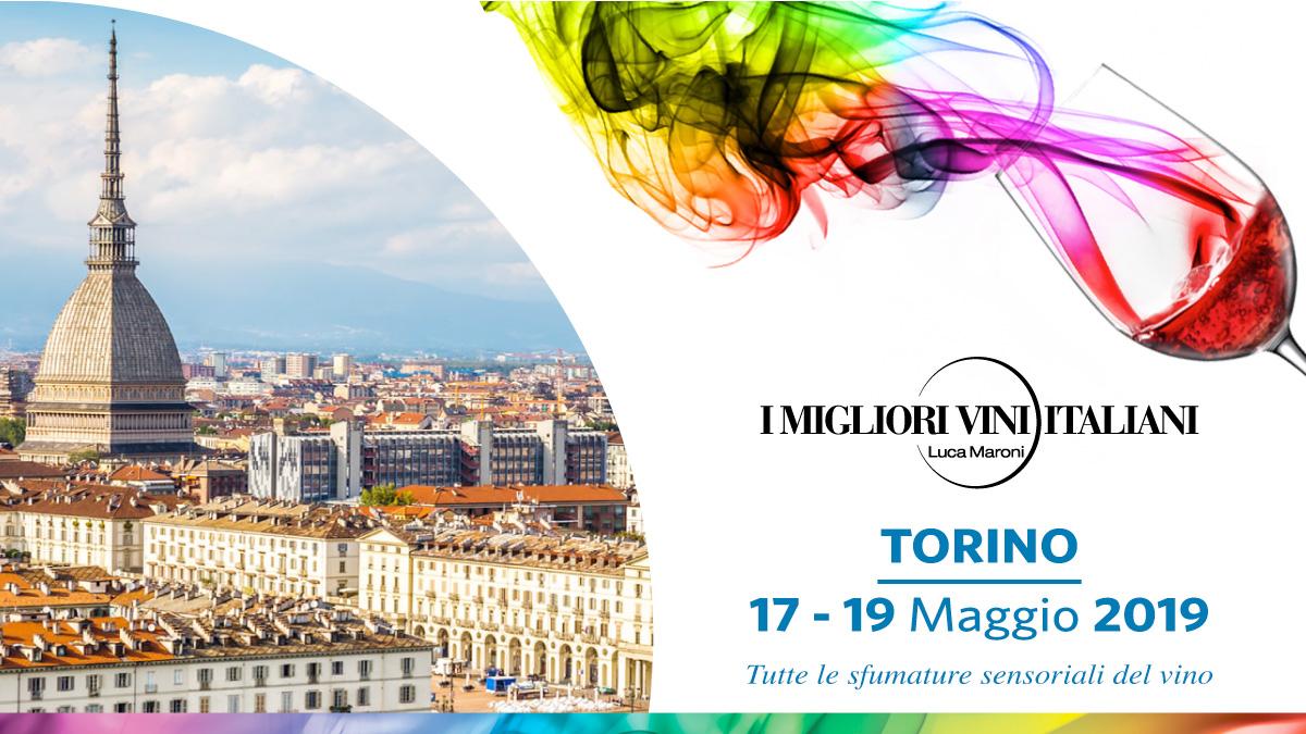 I Migliori Vini Italiani Torino 2019 organizzato da SENS Eventi